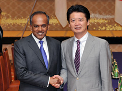 Photo:Visit to Japan of H.E. Mr. K Shanmugam, Minister for Foreign Affairs and Minister for Law of the Republic of Singapore-2